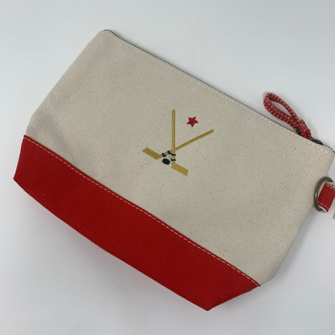 Custom Canvas Pouch