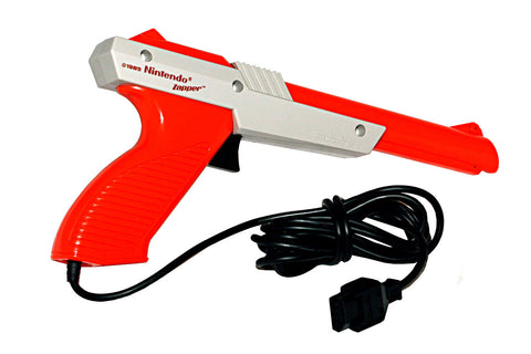 Nintendo Zapper Light Gun
