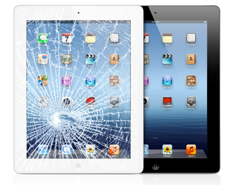 iPad 4 Glass Repair