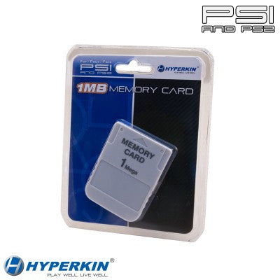 PS1 1MB Memory Card