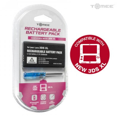 New 3DS XL/ 3DS XL Rechargeable Battery