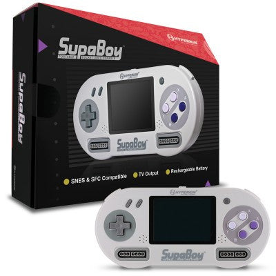 SNES SupaBoy Portable Pocket SNES Console
