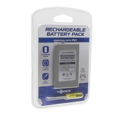 PS3 Wireless Controller Rechargeable Battery Pack