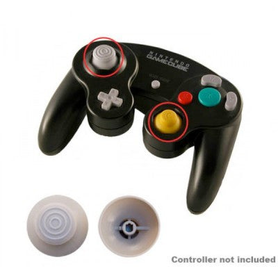 GameCube Replacement Analog Cap (Set of 2)