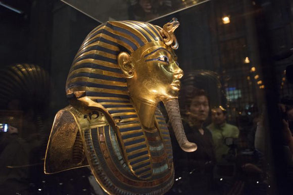 King Tut tomb unveiled after restoration