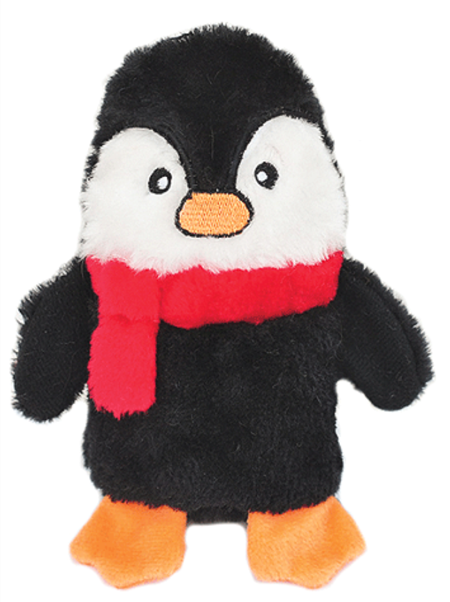 Zippy Paws Holiday Penguin