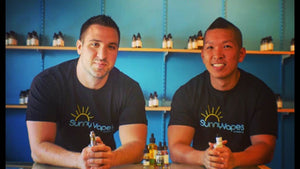 Meet The Owners: Marcus Bower and David Kim