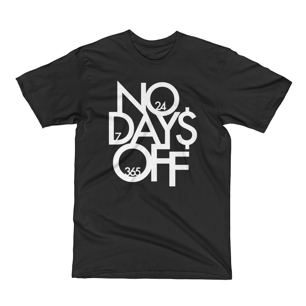 No Days Off bodybuilding shirts gym motivation t shirts