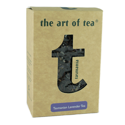 Art of Tea Lavender tea