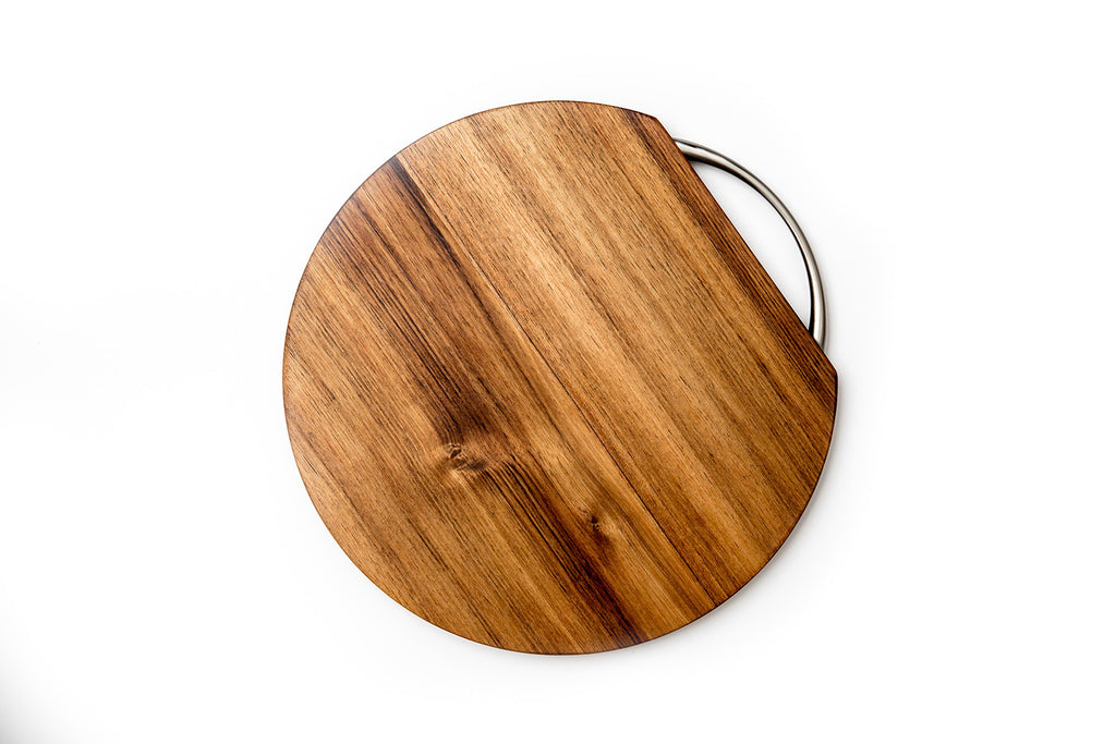 Hasa Round Cheese Board Large w/ Handle