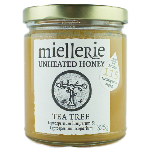 Miellerie Honey Tea Tree