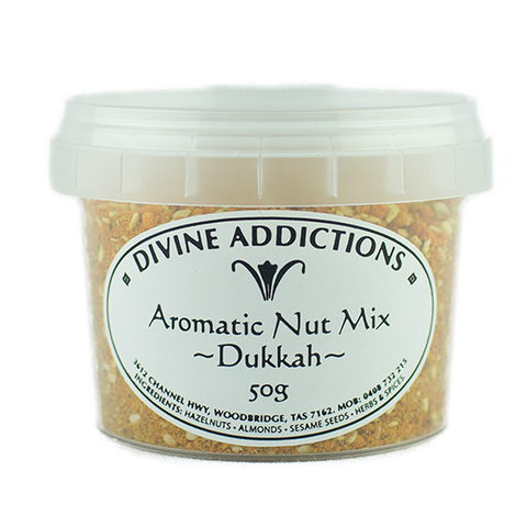 Divine Addictions Dukkah