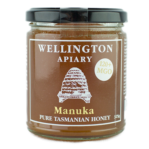 Wellington Apiary Manuka 120+ MGO Honey