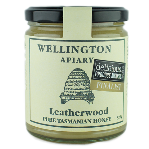 Wellington Apiary Leatherwood Honey