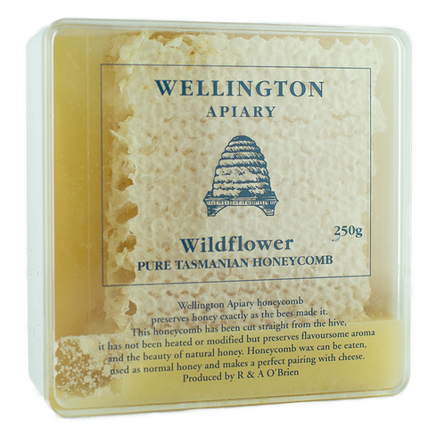 Wellington Apiary Wildflower Honeycomb
