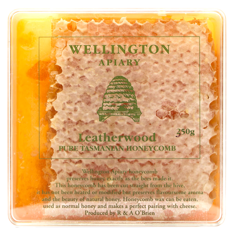 Wellington Apiary Leatherwood Honeycomb