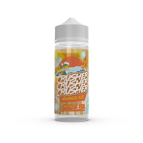 Crusher - Mango Ice 100ml 0mg