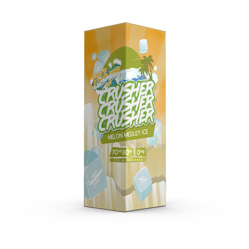 Crusher - Melon Medley Ice 100ml 0mg