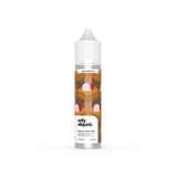 Only eliquids - Belgian Waffle. A soft Belgian waffle served with a generous scoop of old fashioned strawberry ice cream. Available in 50ml Shortfill 0mg Nicotine. E-Liquid from Prohibition®