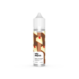 Only eliquids - Fruit Cheesecake. Raspberries and lemons whipped into a light cheesecake with a buttery biscuit base. Available in 50ml Shortfill 0mg Nicotine. E-Liquid from Prohibition®
