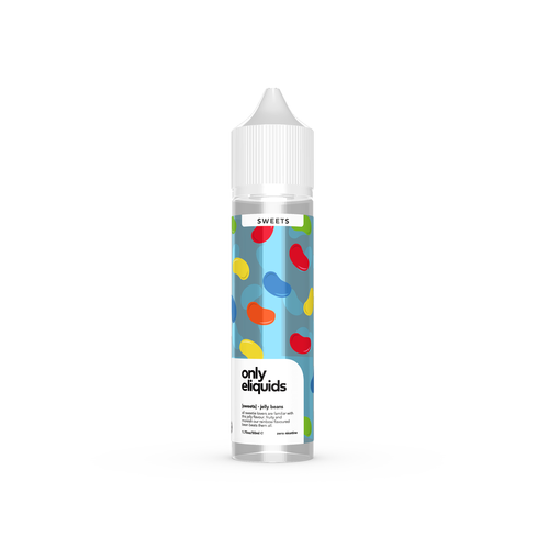 Only E-Liquids - Sweets - Jelly Beans