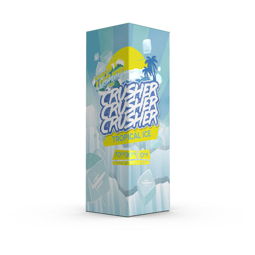 Crusher - Tropical Ice 100ML 0MG