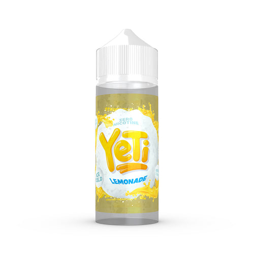 Yeti E-Liquids - Lemonade (100ML)