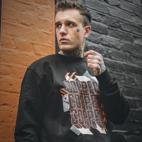 Copped Sweatshirt - 'Going Off'-Prohibition Vapes