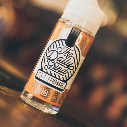 Daily Grind - P.G.T Lemonade E Liquid-Prohibition Vapes