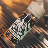 Daily Grind - Toffee Nut Latte E Liquid-Prohibition Vapes