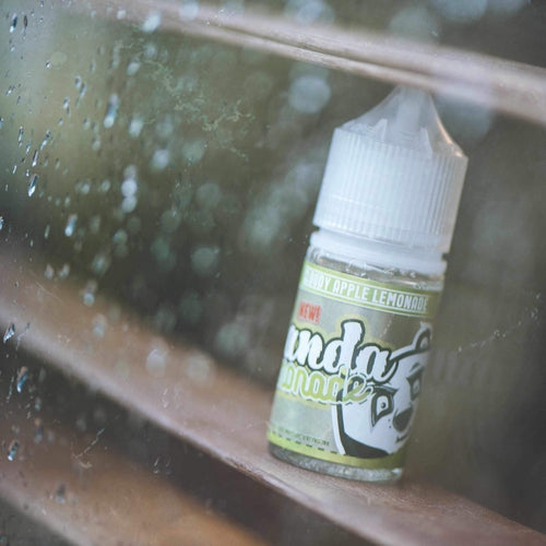 Panda Lemonade - Cloudy Apple 25ML 0mg-Prohibition Vapes