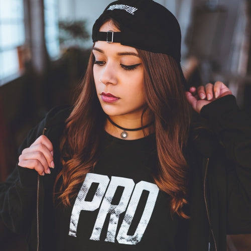 'Pro Clouds' T-Shirt - Womens-Prohibition Vapes