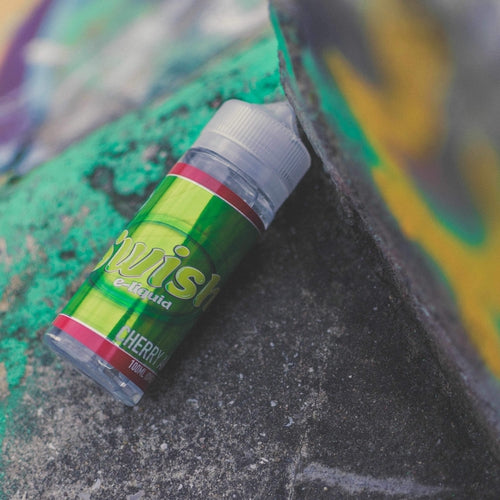 Swish - Cherry Lime 100ml 0mg-Prohibition Vapes