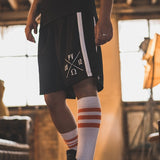 'Tattoo Cross' Basketball Shorts - Unisex-Prohibition Vapes