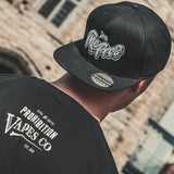 We The Pros - Snapback-Prohibition Vapes