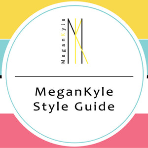 MeganKyle Style Guide
