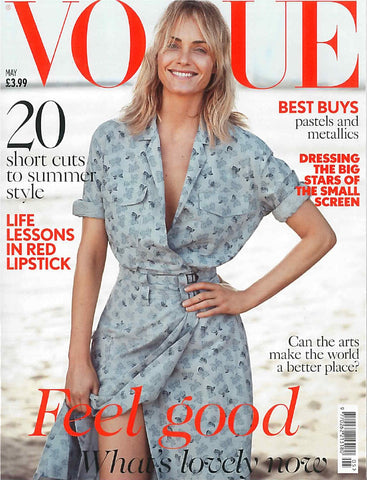 British Vogue - Gilt Trippers feature May 2017