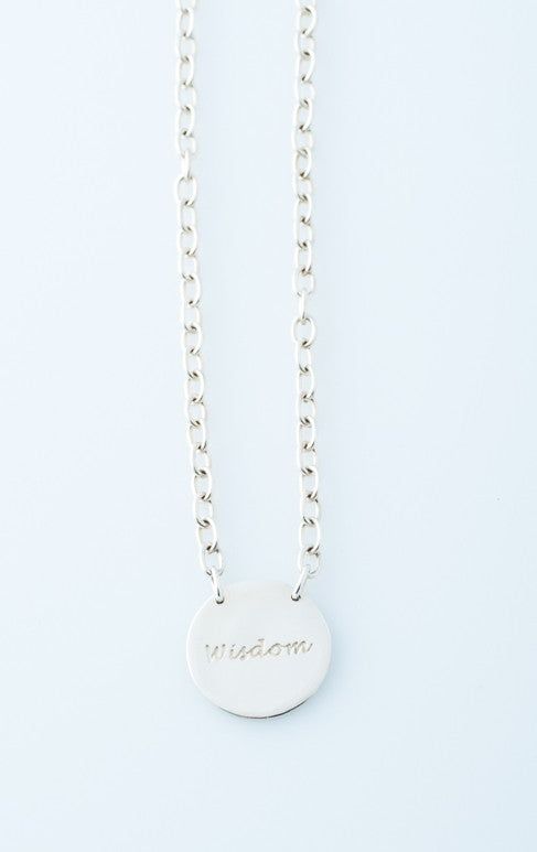 GWEN 'WISDOM' NECKLACE