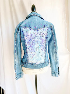 Ether Angel Jean Jacket