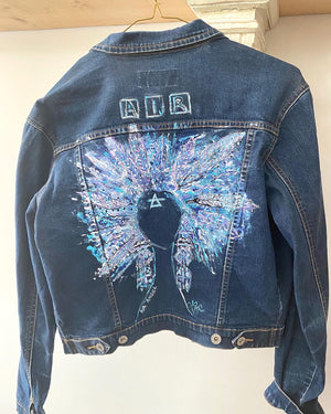 Air Angel Jean Jacket