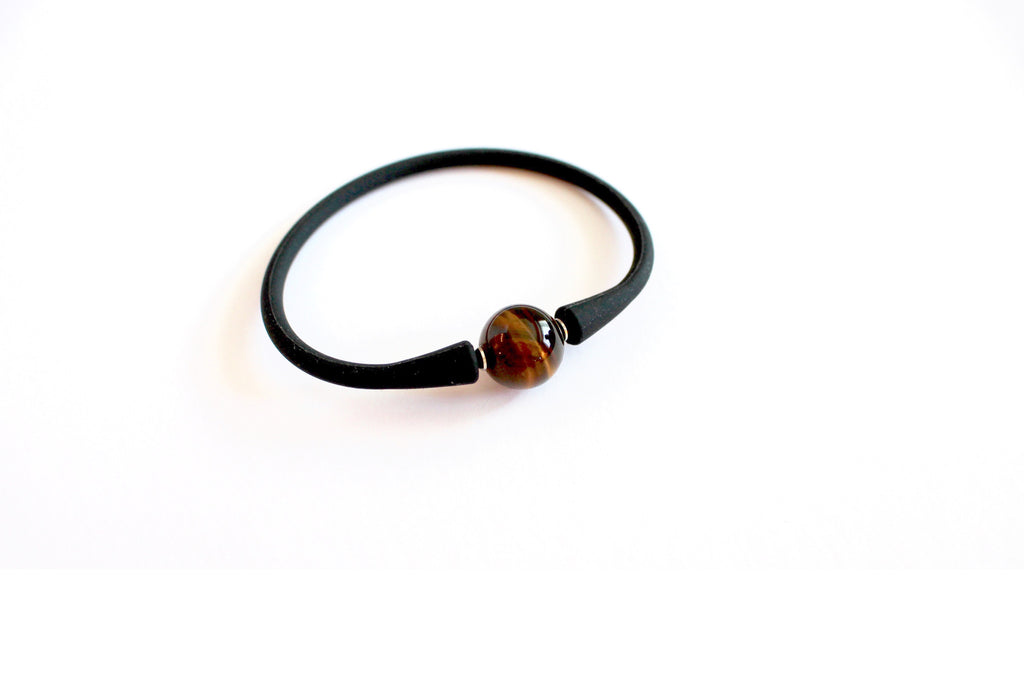 SAM TIGER'S EYE BRACELET