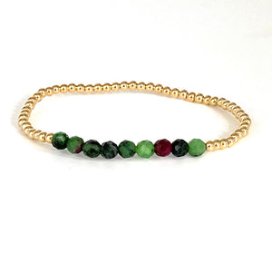Belle Gemstone Bracelet