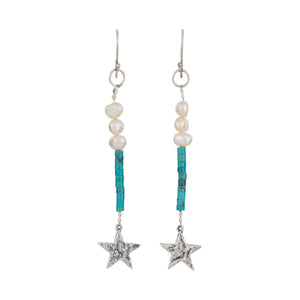 RITA STAR EARRINGS