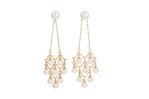ARIANNA AKOYA EARRINGS