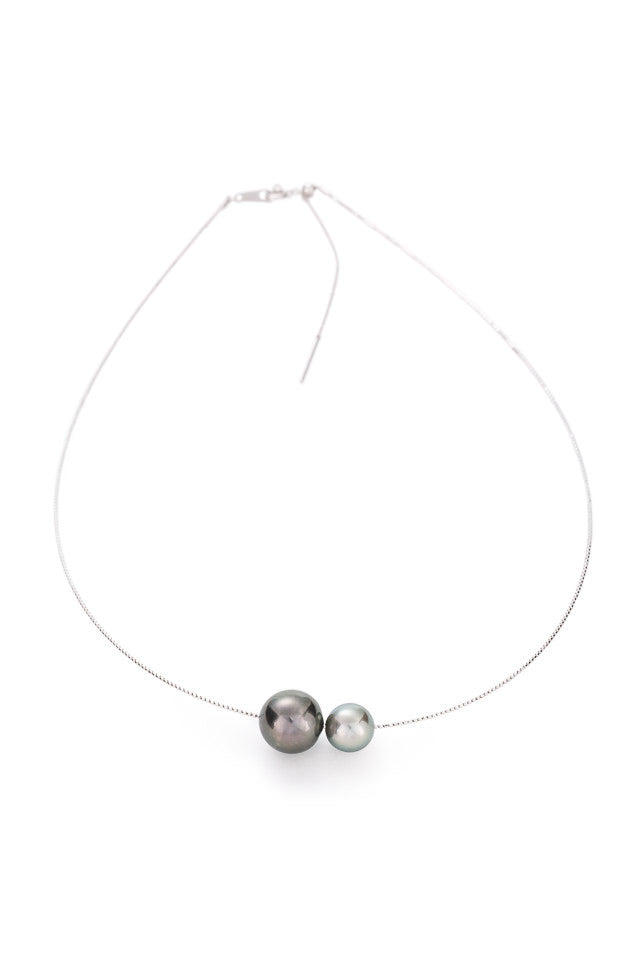 TABATHA TAHITIAN PEARL NECKLACE