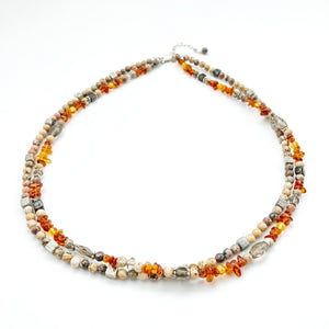 AUTUMN DELIGHT NECKLACE
