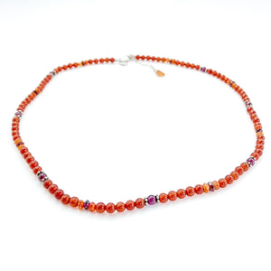 OFFERINGS JEWELRY BY SAJEN - CARNELIAN NECKLACE