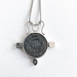 AMAL COIN PENDANT