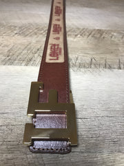 Lokey Famous Designer Belt (brown)