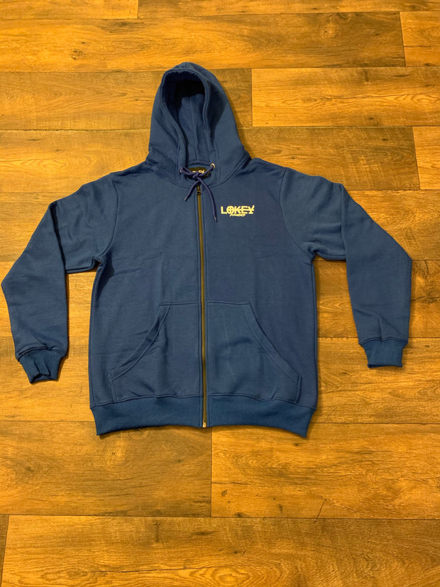Royal Blue Lokey Famous Fleece